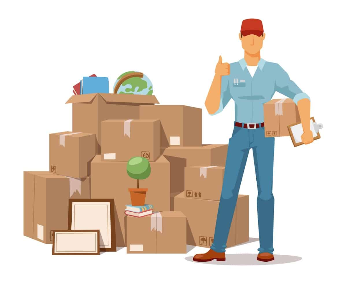 Three Great Reasons to Use Moving Companies with Storage Facilities