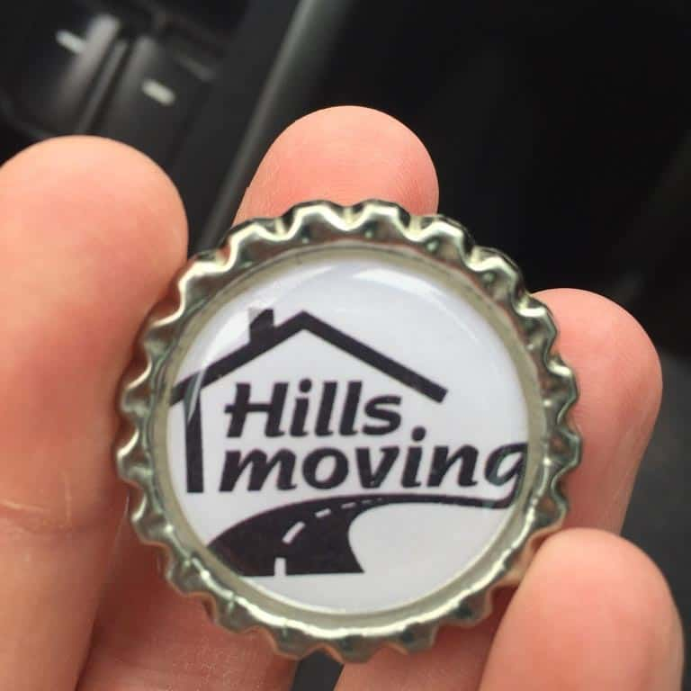 Hills Moving logo