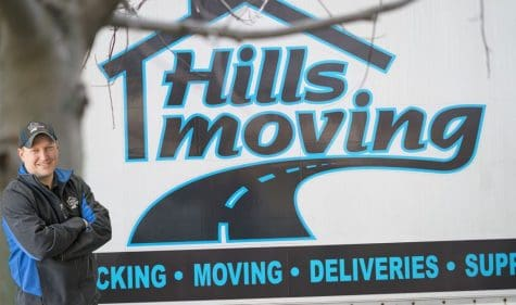 Hills Moving - Your Moving Team