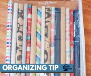 Read more about the article Who doesn't enjoy a great organizing tip?