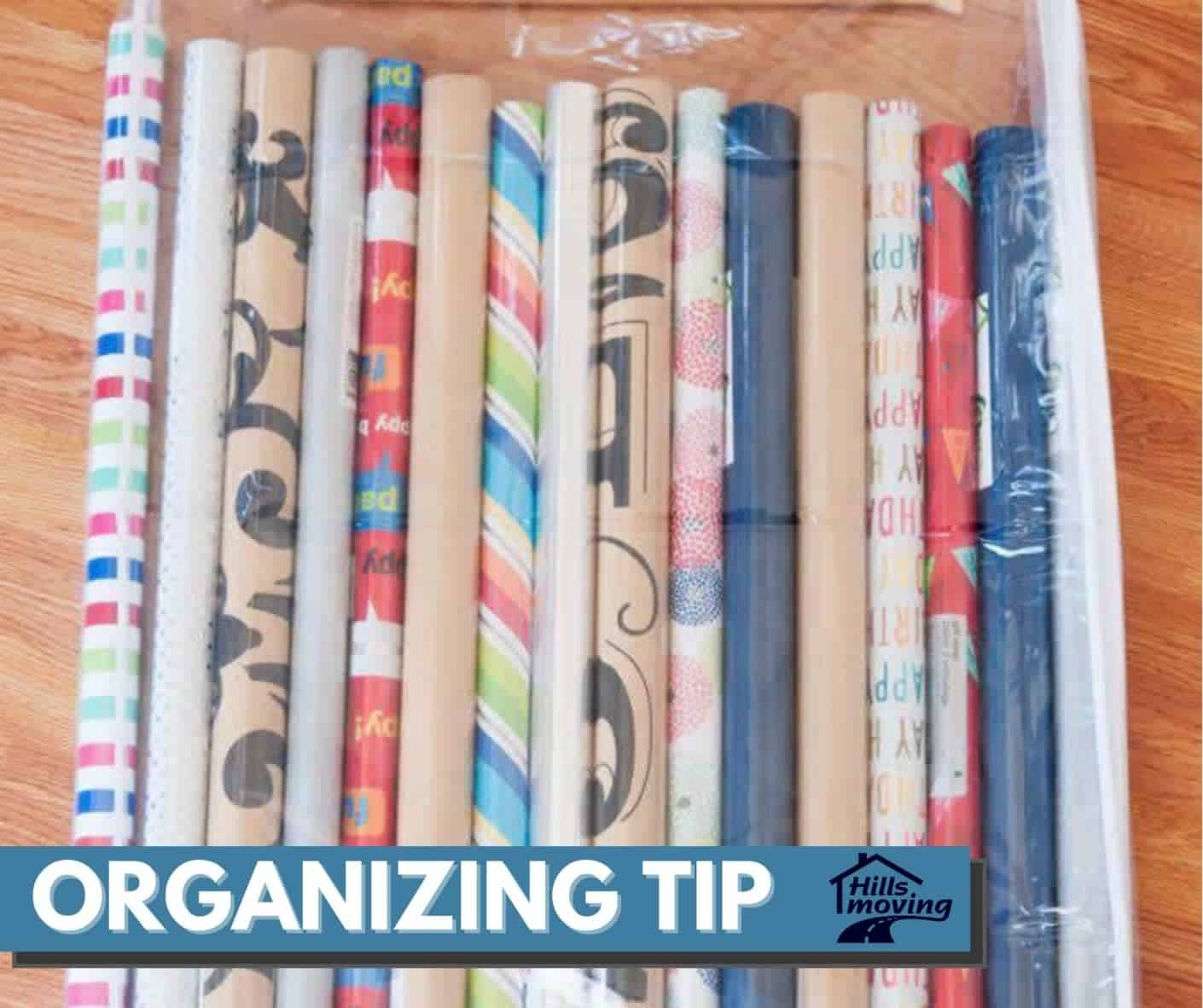 Who doesn't enjoy a great organizing tip?